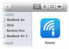 InSync lets you access all your Google Docs files directly from your desktop and keeps them in sync with the online version as well as any other computers.