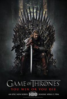 Game of Thrones (2011) Season 1, 10 Episodes | Adventure, Drama, Fantasy | HBO, Hulu | ゲーム・オブ・スローンズ シーズン1 全10話