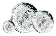 Kookaburra 2015 Coins