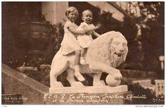 Prinzessin Josephine-Charlotte und Prinz Baudouin von Belgien | Flickr - Photo Sharing!