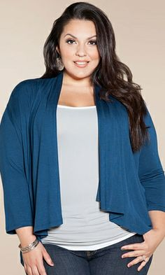 Drive away those winter blues and gift yourself this versatile cardigan from SWAK!