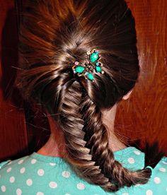 Fishtale braid