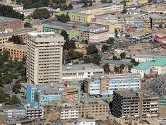 Downtown Kabul