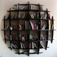 Amazing Bookshelf Design Idea 43
