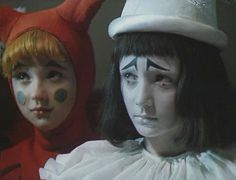 Buratino Sad Movies, Mime, Human Emotions, Face Expressions, Clowning Around, White Aesthetic, Glitch Art, Character Aesthetic, Character Design