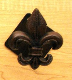 FDL Cast Iron Handbag Hook
