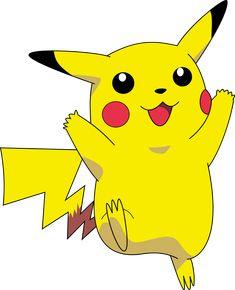 print a picture of pikachu | Pokemon: Pikachu by FloppyChiptunes