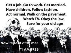 Αποτέλεσμα εικόνας για repeat after me you are free
