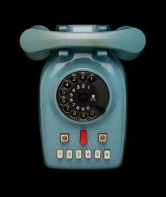 Marcello Nizzoli (1887-1969), 2+7 Telephone, Italy.