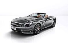 2012 Mercedes-Benz SL 65 AMG 45th ANNIVERSARY Edition