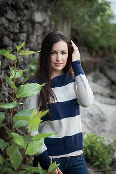 Ravelry: Phoenix Sweater pattern by Tian Connaughton