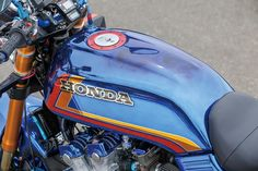 Cb750 Cafe Racer, Honda Cb750, Super Bikes, Bobbers, Custom Bikes, Motorcycles, Sport, Cars, Motorbikes