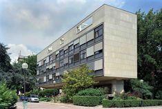 Pavillon Suisse : Swiss Pavilion, Paris (1930-31) | Le Corbusier