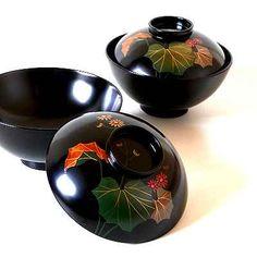 漆器蒔絵椀二つ組 http://dormitorica.com/?pid=95114148
