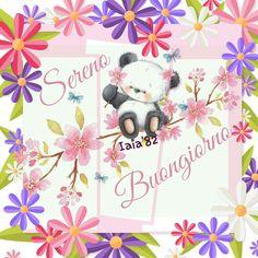 Good Morning, Minnie Mouse, Disney Characters, Fictional Characters, Panda, Buen Dia, Bonjour, Fantasy Characters, Pandas