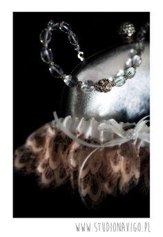 torebka do ślubu i podwiązka l  wedding purse and a garter