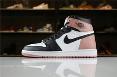 How To Buy Air Jordan 1 Retro High OG NRG Rust Pink New Nike Air b2d94c2bf