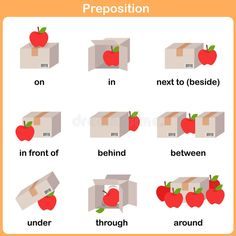 French Prepositions of Place - Lawless French Grammar Preschool Printables, Preschool Worksheets, Prepositions Worksheets, Animal Worksheets, English Lessons, Learn English, Learn French, English Time, French Prepositions