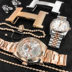 The average man doesn't know about this life SkyDweller $33.5K TT Datejust $8.5K Call Us to Purchase