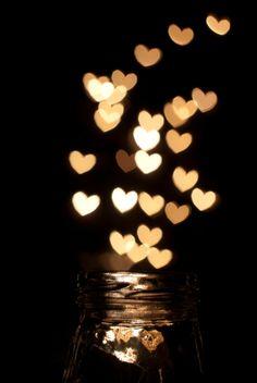 ... #hearts #lights #LOVOO