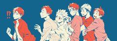 japan all training youtch camp 💓 Haikyuu Kageyama, Haikyuu Funny, Haikyuu Manga, Haikyuu Fanart, Kagehina, Kenma, Manga Anime, Haikyuu Volleyball, Volleyball Anime