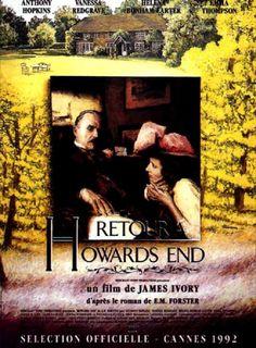 1993 RETOUR A HOWARDS END