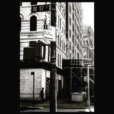 Carol Julien | Instagram | #barneys returning to 17th Street