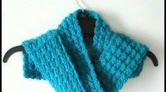 crochet scarf leaves - YouTube