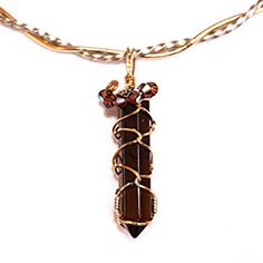 Another beautiful idea for a Billy necklace