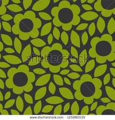 Vintage Seamless Pattern. Stock Vector 57966049 : Shutterstock