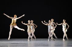 American Ballet Theatre: Monotones I and II, Mark Morris Premiere & The Brahms-Haydn Variation at David H Koch Theater at Lincoln Center New York, NY - tickets, information, reviews