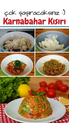 The Most Practical and Easy Recipes – Most Practical Recipes. Delicious and Yummy Recipes Sauce Recipes, Cooking Recipes, Healthy Recipes, Pizza Pastry, Party Fotos, Turkish Recipes, Keto, Salads, Pasta