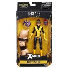 Marvel Legends - X-Men - Juggernaut Series - Kitty Pryde