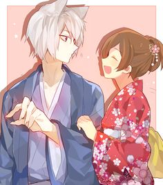 EMILY. this anime sort of makes me think of fruits basket and inuyasha mushed together. you'd love it