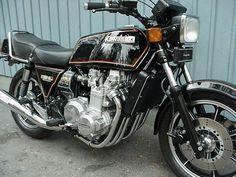 1981 Kawasaki Z1300 6cyl/5sp