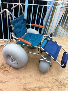 Just saw this amazing wheelchair on Sian's O.T. Blog... @Kerri S. S. Bryant good project for your phys dis project this coming semester! So someone in a wheel chair can lay out in the sun! =) I LOVE OT for things like this!! LIVING LIFE TO THE FULLEST!!