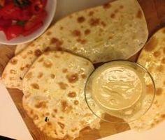 Naan Brot Indisch von yesen auf www.rezeptwelt.de, der Thermomix ® Community
