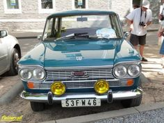Automobile, Fiat 600, Italy Spain, Old Cars, Exotic Cars, Cars And Motorcycles, Vintage Cars, Vans, Europe