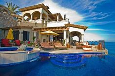 Casita 378 is a villa located in Cabo San Lucas, Mexico. This 5-bedroom casita features luxurious finish, the grand master spa -style bathrooms, an infinity edged swimming pool and spa, shaded outdoor dining area and  sea view firepit.