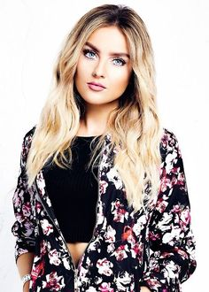Perrie is one of the best influences a celebrity can give to their fans because she always remains herself and she teaches me to be happy and don't worry about the little things