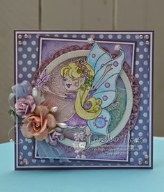 """Made With Love Cards: High Hopes New Release """"Fairies & Adventurers"""" High Hopes, Love Cards, Fairies, Stamps, Adventure, Handmade, Crafts, Painting, Beautiful"""