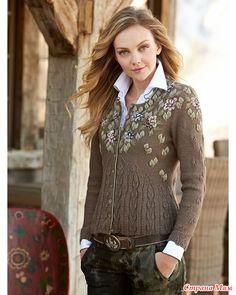 triest sweater - what's new - women - Gorsuch Fair Isle Knitting, Hand Knitting, Knit Patterns, Pulls, Knit Cardigan, Knitwear, Knit Crochet, Sweaters For Women, Fall Sweaters
