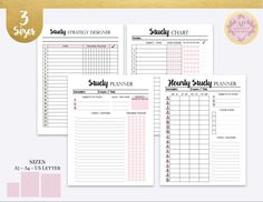 College Student Printable Planner Back To School Planner, College Planner, Student Survival Kit, Academic Planner - Earn Money Exam Planner, College Planner, Savings Planner, School Planner, Study Planner, Project Planner, Budget Planner, Teacher Planner, College Tips