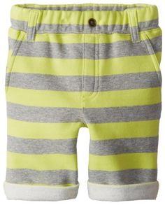 Rosie Pope Baby-Boys Infant Sweat Short  Price : $20.99 - $23.99 http://shop.rosiepope.com/Rosie-Pope-Baby-Boys-Infant-Sweat/dp/B00I6G26R0