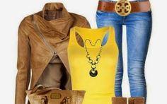 Outfit tomado de Google+