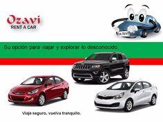 ¡Somos tu mejor opción a la hora de rentar un vehículo! ¡Visitanos! ¡Nos movemos contigo! 🚙 🚚 🚗 #ozavirentacar #seguridad #confianza 🚙 📱What'sApp: 829.292.9170 ☎Tel: 809.598.2000 📩 E-Mail: reservaciones@ozavi.com