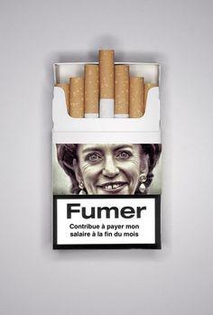 Arrêtez de fumer, tout de suite, maintenant !!!!!!