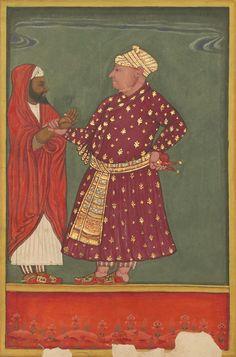 Nicolao Manucci, author of 'Storia do Mogor or Mogul India'. http://www.universalcompendium.com/tables/xfam/indexes/lands/notper/unatt/manucci.htm