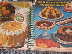 livro receitas do açucar união-anos 70.
