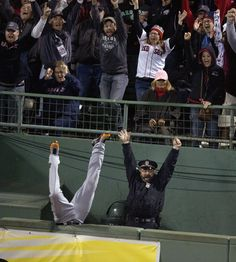 World Series 2013: Outside Fenway Park, the celebrity of Steve ...